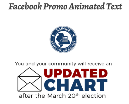 Facebook Promo Animated Text